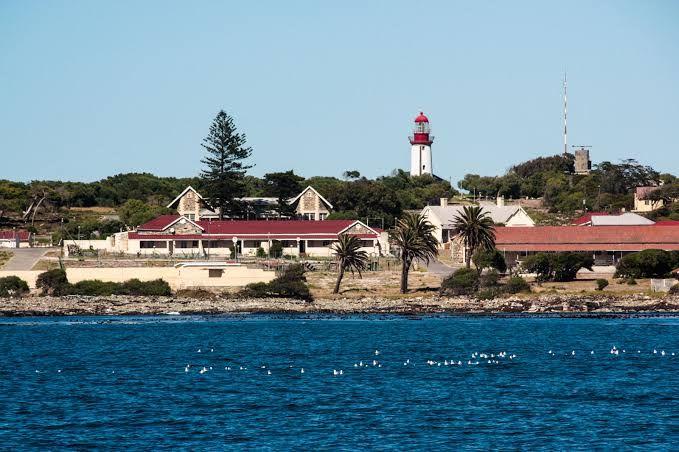 10 Potret Heningnya Pulau Robben, Pulau Penjara di Afrika Selatan