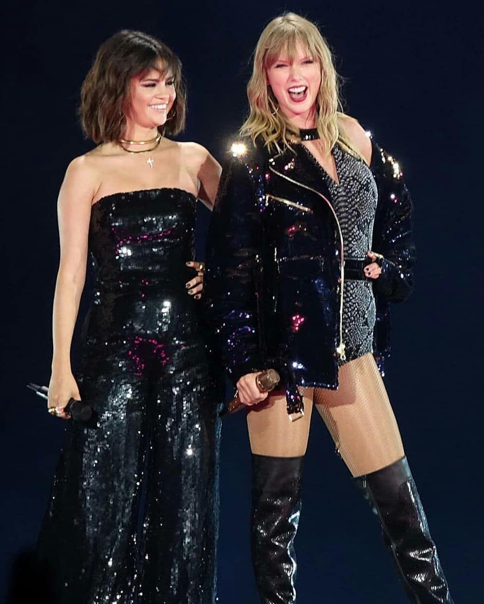 10 Potret Persahabatan Selena Gomez & Taylor Swift yang Bikin Iri