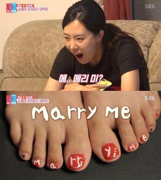 Segera Menikah! Ini 9 Potret Romantisnya Kangnam dan Lee Sang Hwa