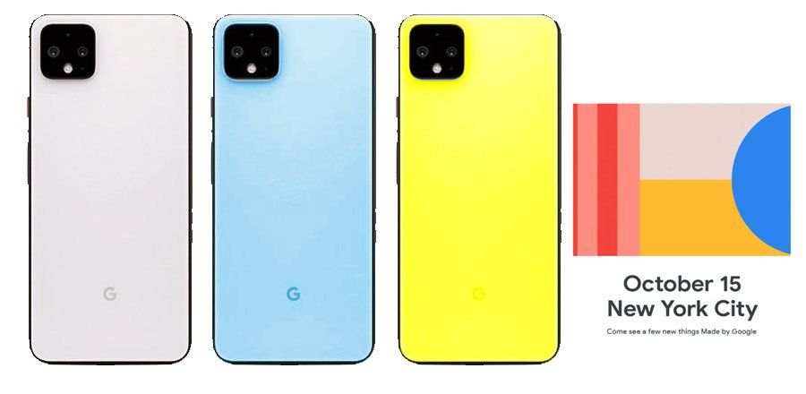 Kejutan! Ini Bocoran Warna Google Pixel 4 yang Anti Mainstream