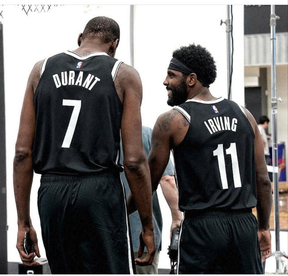 Kabar Baik buat Brooklyn Nets, Big Three Akan Tampil Bersama Lagi
