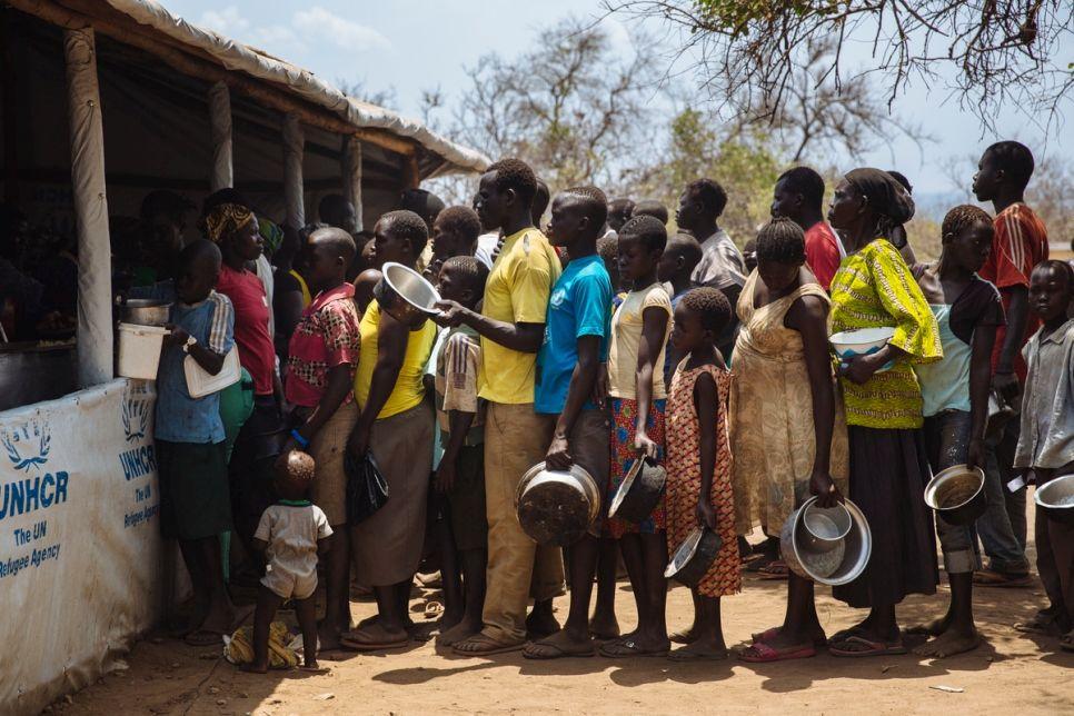 5 Negara dengan Krisis Kemanusiaan Terparah di Dunia