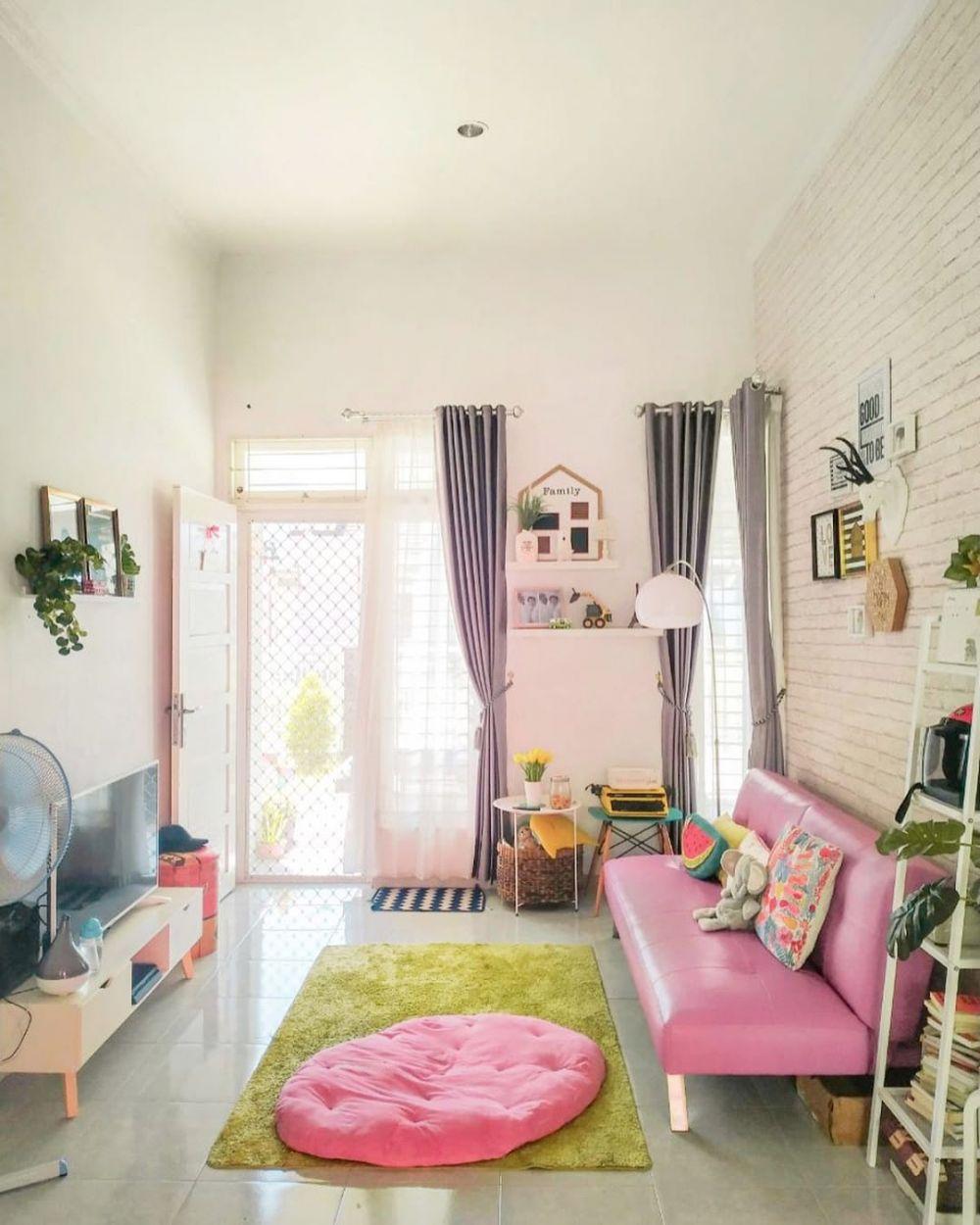 10 Inspirasi Ruang Keluarga yang Bikin Betah di Rumah