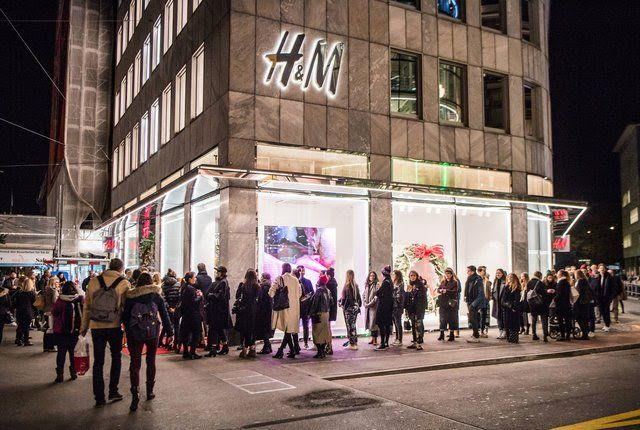5 Fakta Menarik H&M, Brand Fashion  Legendaris dari Swedia