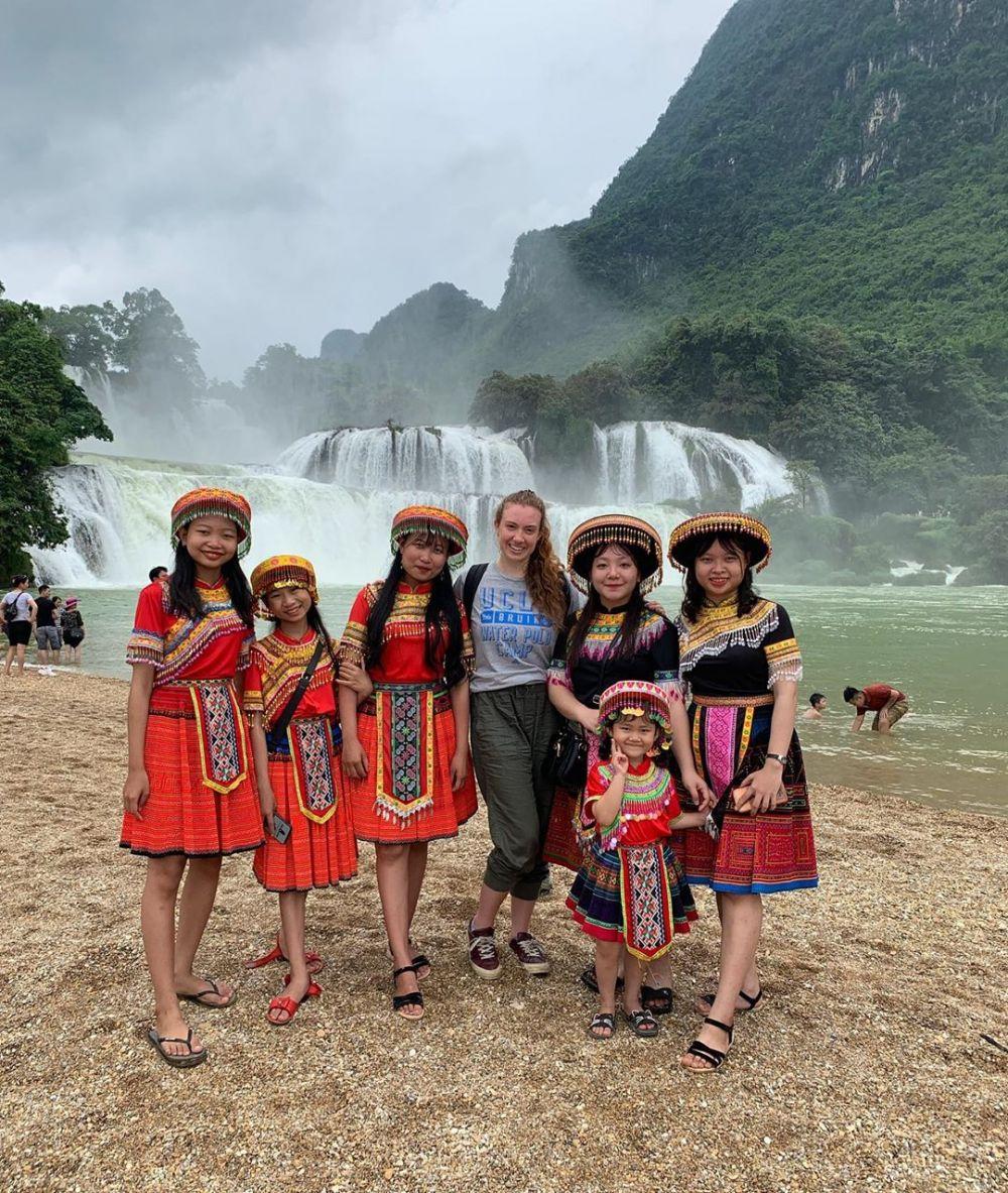 10 Potret Taman Geologi Non Nuoc Cao Bang di Vietnam yang Mengagumkan