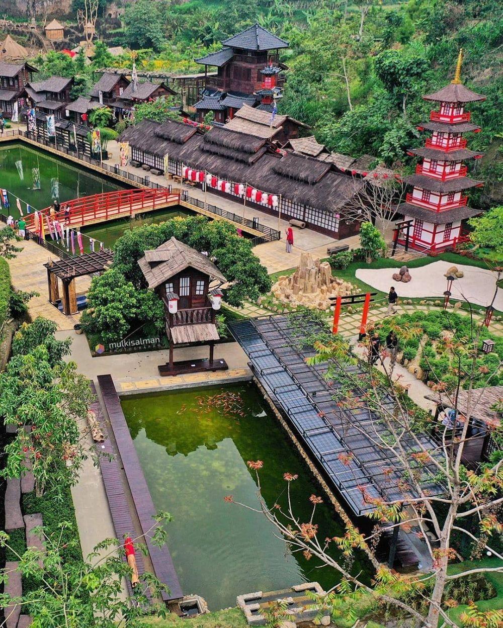 10 Potret The Great Asia Africa, Destinasi Wisata Baru Bandung Raya