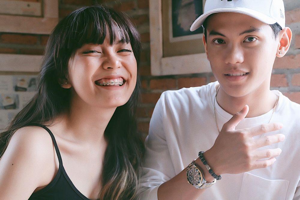 Bak Sahabat, 10 Potret Sibling Goals Kevin Hugo dan Regina Blancha