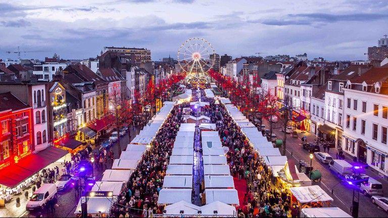 Menyambut Perayaan Natal, Ini 10 Christmas Night Market di Eropa