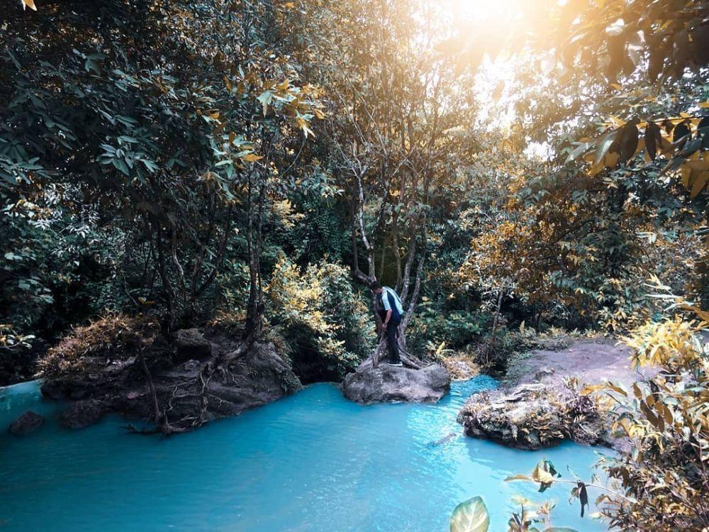 10 Eksotisme Air Terjun Alam Kandung, Surga Tersembunyi di Tulungagung