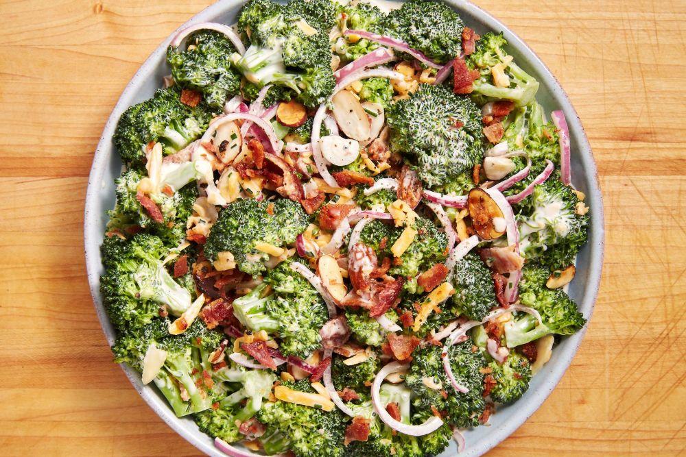 5 Ide Kreasi Olahan Berbahan Brokoli, Sehat dan Lezat!