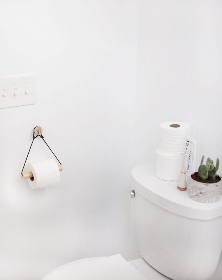 10 Ide Tempat Tisu Ini Bikin Toilet Makin Cantik & Estetik
