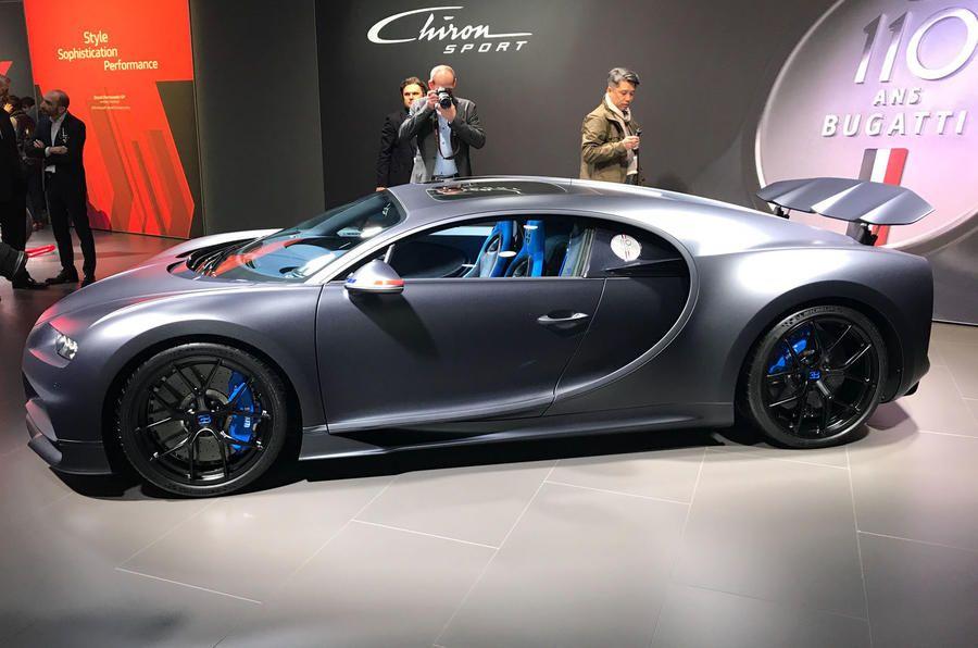 Bugatti Chiron 2021 Dibanderol Rp90 Miliar, Yuk Intip Spesifikasinya!