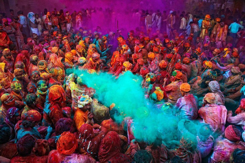 5 Festival Keagamaan Hindu yang Wajib Dikunjungi kalau ke India