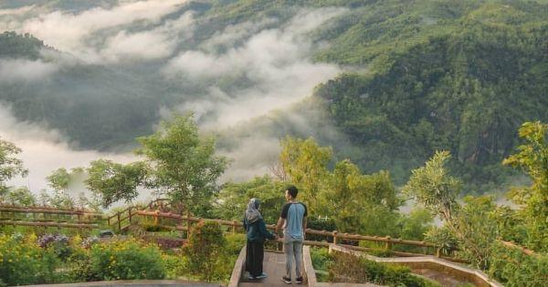 7 Tempat di Jogja dan Sekitar dengan Sky View Indah