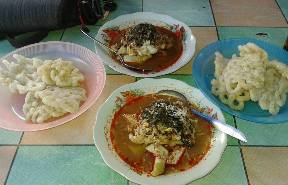 5 Rekomendasi Tempat Makan Docang, Kuliner Tradisional Asli Cirebon