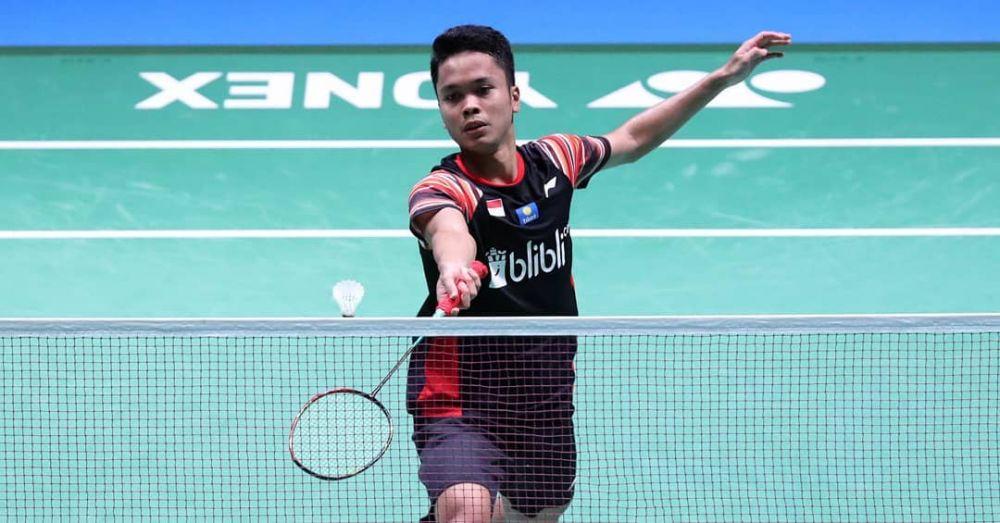 Laga Kedua BWF Finals 2019, Ini Lawan yang Dihadapi Pemain Indonesia