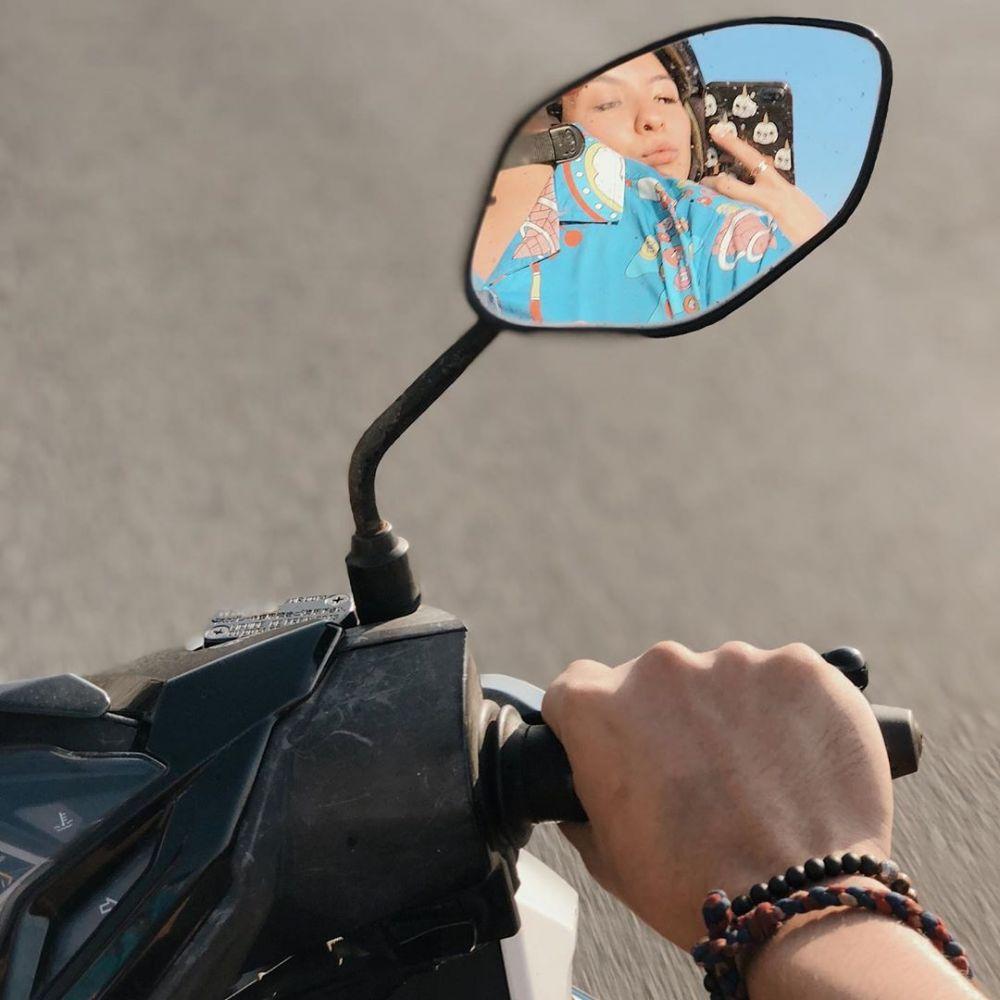 Jarang Disorot, 10 Potret Mesra Shaloom Putri Wulan Guritno & Kekasih