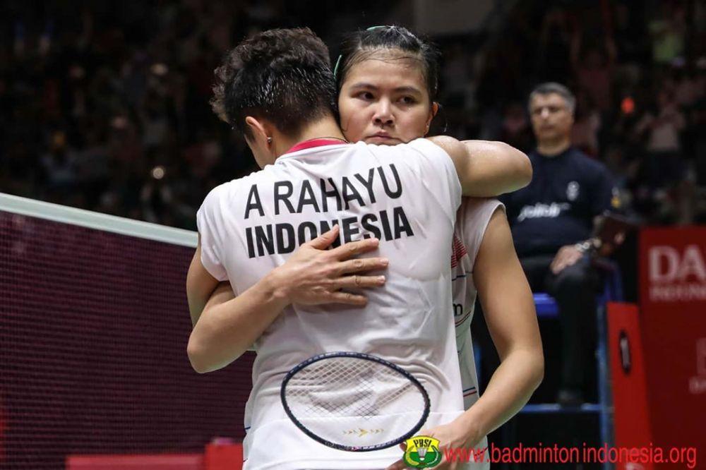 3 Wakil Indonesia Duduki Top 3 Ranking BWF Terbaru Minggu Ini
