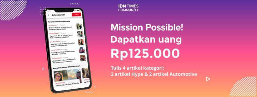 Kumpulan Bonus Poin IDN Times Community Februari 2020