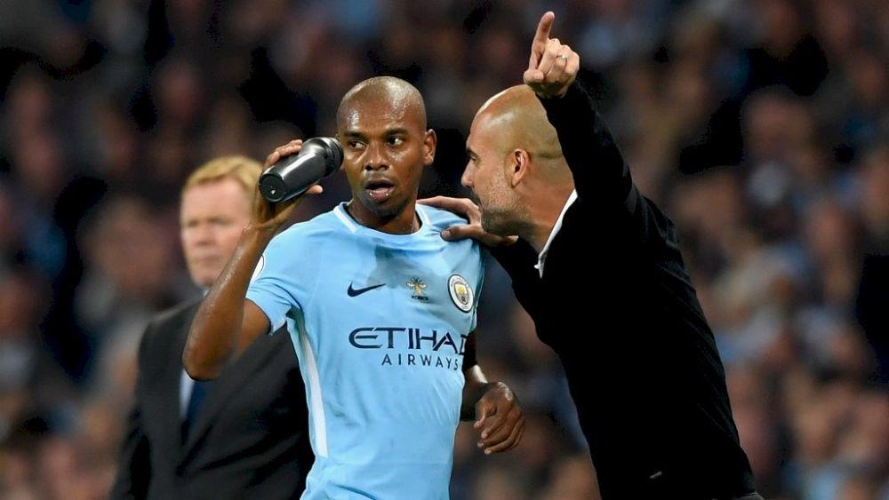 Fernandinho Resmi Perpanjang Kontrak di Manchester City