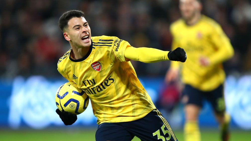 Gabriel Matrinelli Didekati Real Madrid, Arsenal Siapkan Kontrak Baru