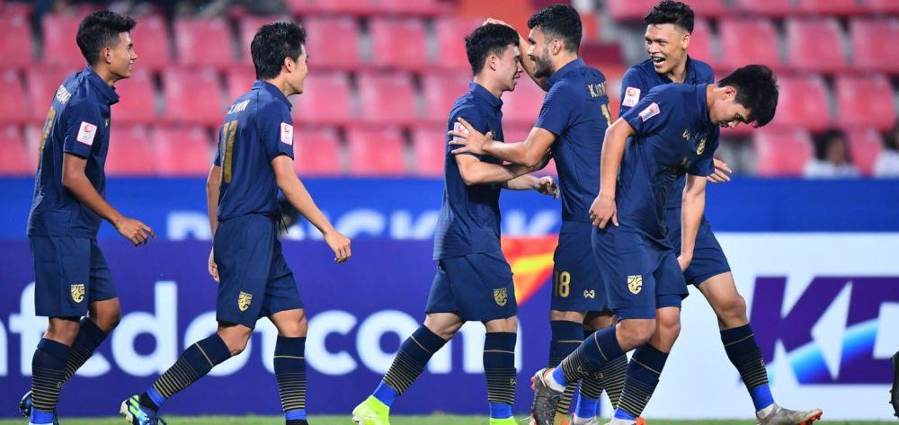 Piala Asia U-23 2020: Thailand vs Irak, Laga Krusial di Rajamangala
