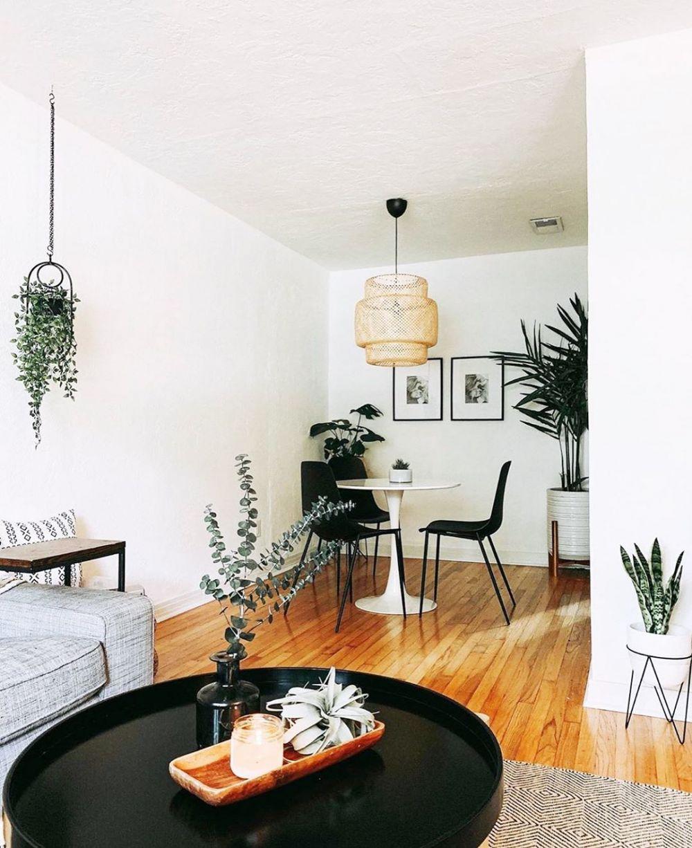 9 Desain Ruangan Berkonsep Urban Jungle yang Adem dan Sustainable