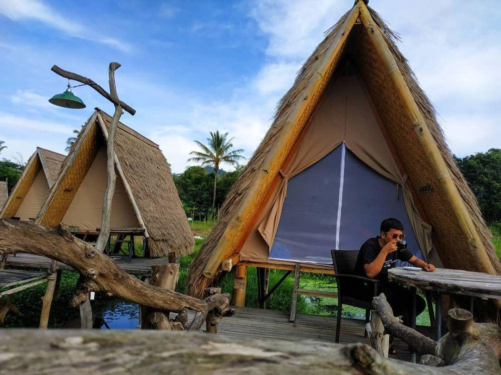 Viewnya Gunung Batur, 6 Rekomendasi Tempat Camping di Kintamani