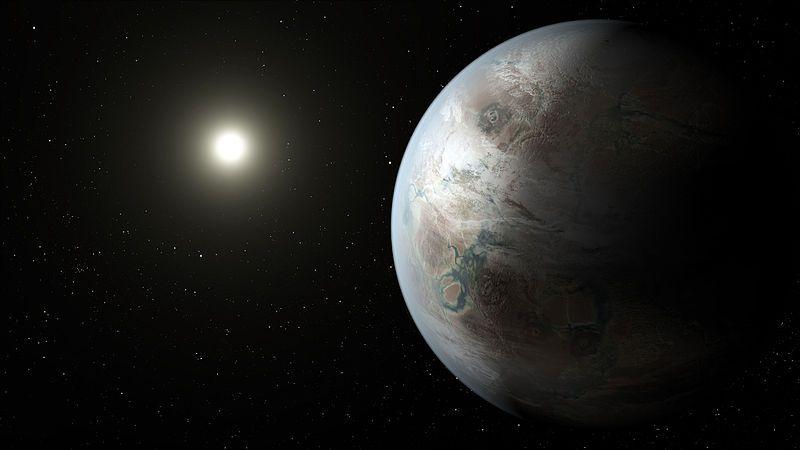 5 Planet Kebumian yang Berada di Zona Laik Huni, Ada Kehidupan Lain?