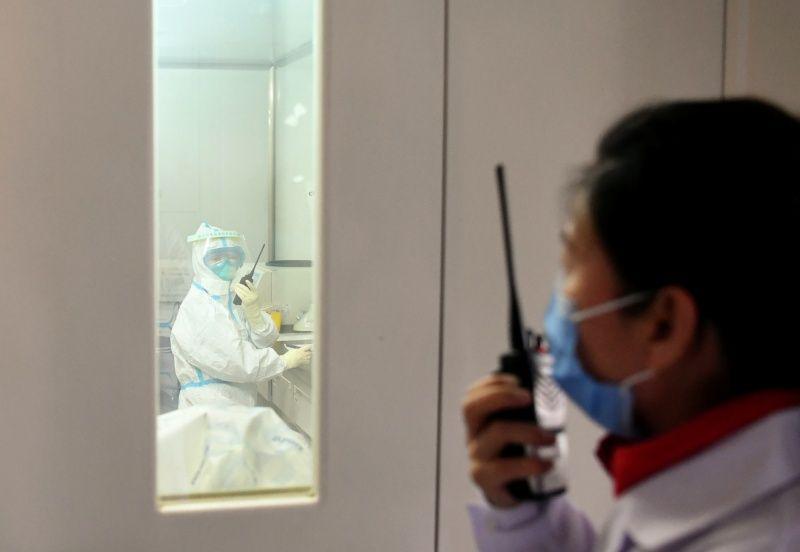 40 Ton Bantuan Alat Kesehatan dari Investor Tiongkok Tiba di Indonesia