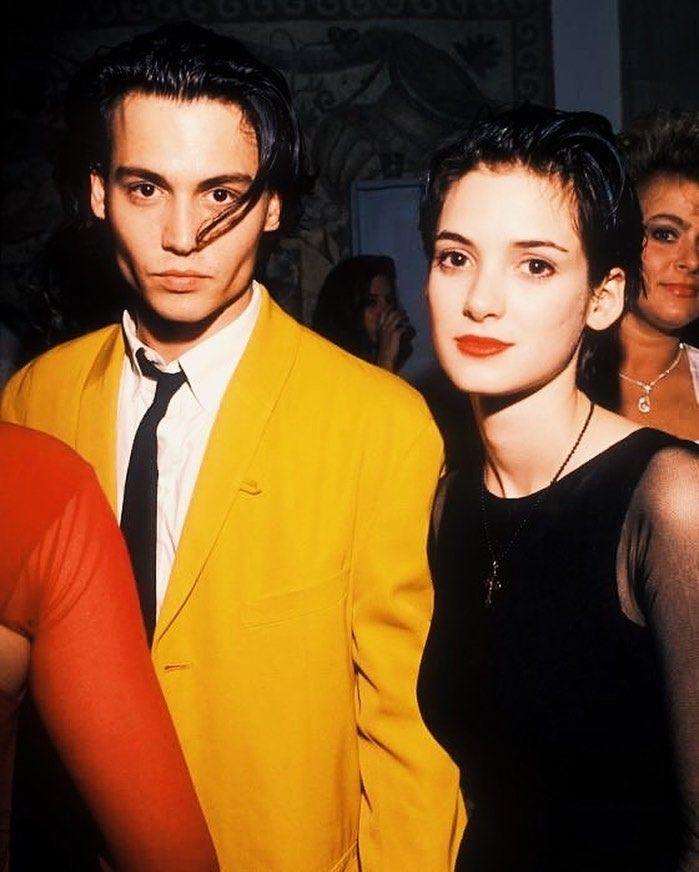 9 Foto Masa Silam Johnny Depp & Winona, Bukti Cinta Gak Harus Memiliki