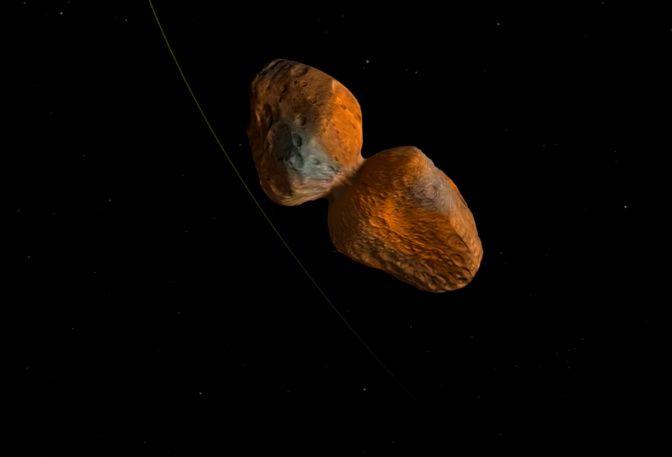 Pernah Tabrak Bumi, Ini 5 Asteroid Paling Aneh yang Ada di Tata Surya
