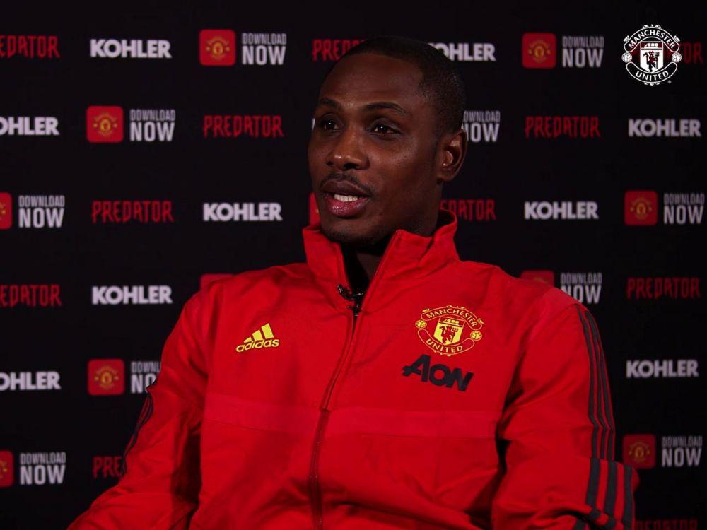 Odion Ighalo Akan Bermain Saat Manchester United Melawan Chelsea