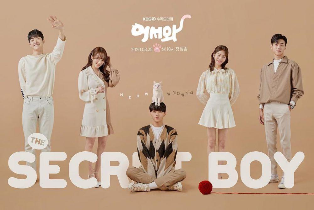 Berperan Jadi Pemilik Kafe, 9 Pesona Seo Ji Hoon di Drama Welcome!