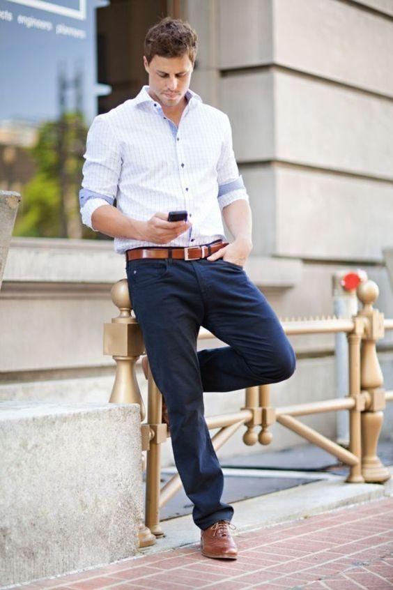 Gak Bisa Asal, Ini 6 Tips Penting Memilih Ikat Pinggang Pria!