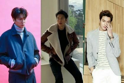 10 Gaya Outfit Kece Jaket Ala Lee Min Ho, Cool Abis