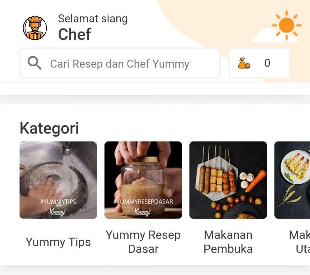 5 Fitur di Yummy App yang Bikin Cowok Bisa Jago Masak
