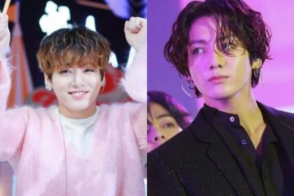 10 Potret Duality Si Golden Maknae Jungkook BTS,Cool vs Cute