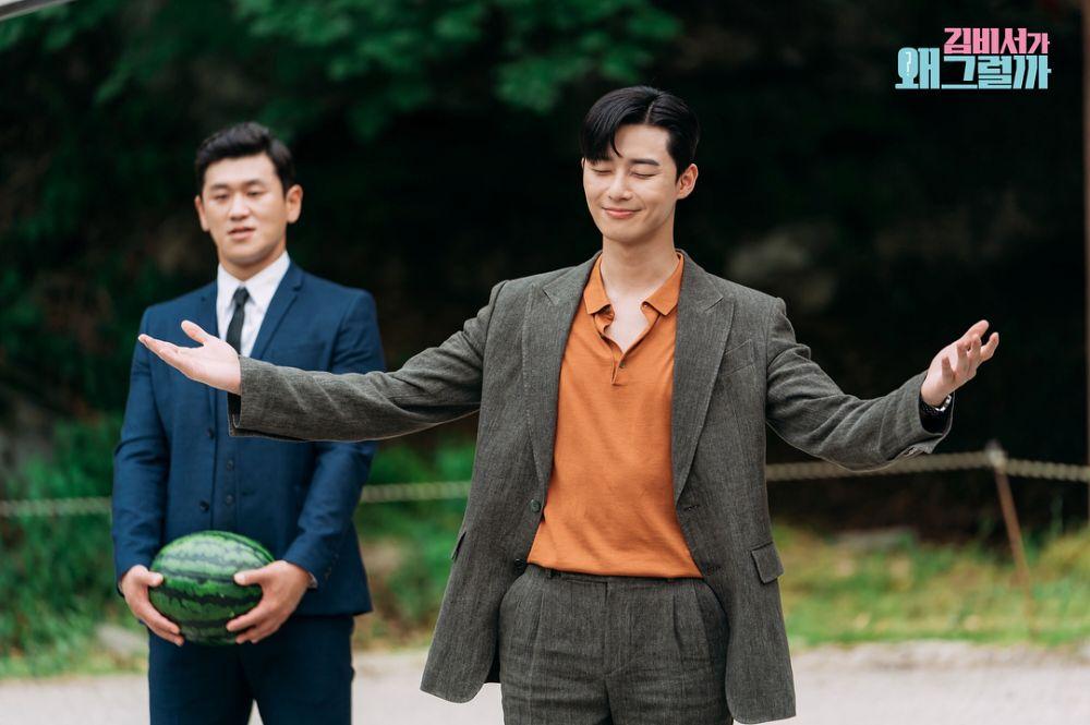 Adu Gaya Park Seo Joon di KDrama Itaewon Class & Why Secretary Kim
