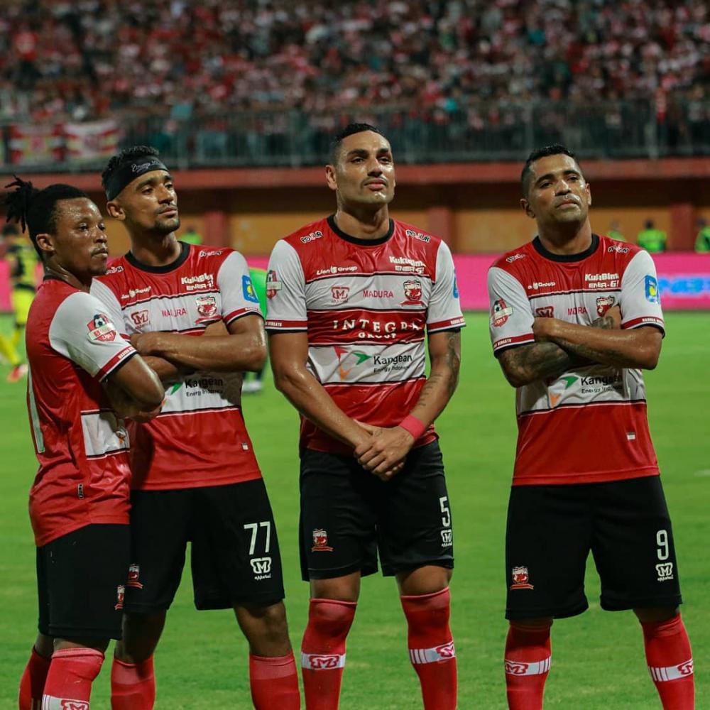 10 Tim Liga 1 2020 dengan Market Value Tertinggi, Ada Tim Favoritmu?