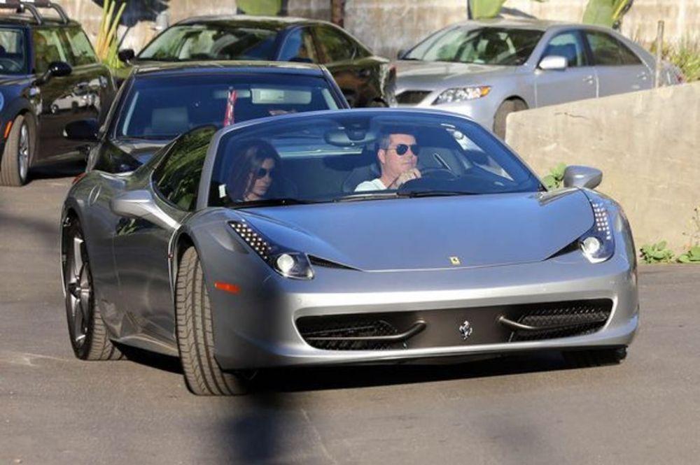 Sangat Bergengsi, Ini 5 Artis Hollywood yang Memiliki Mobil Ferrari