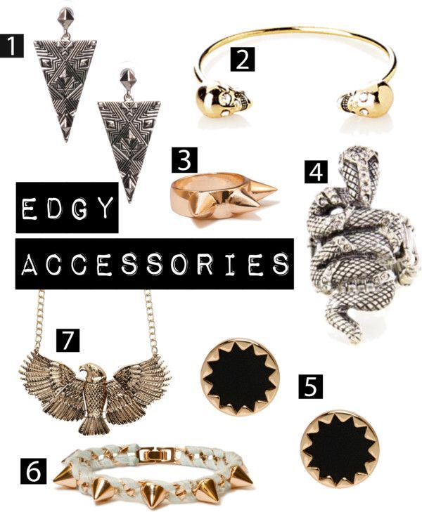5 Fashion Item Edgy, Bikin Tampilanmu Stand Out!