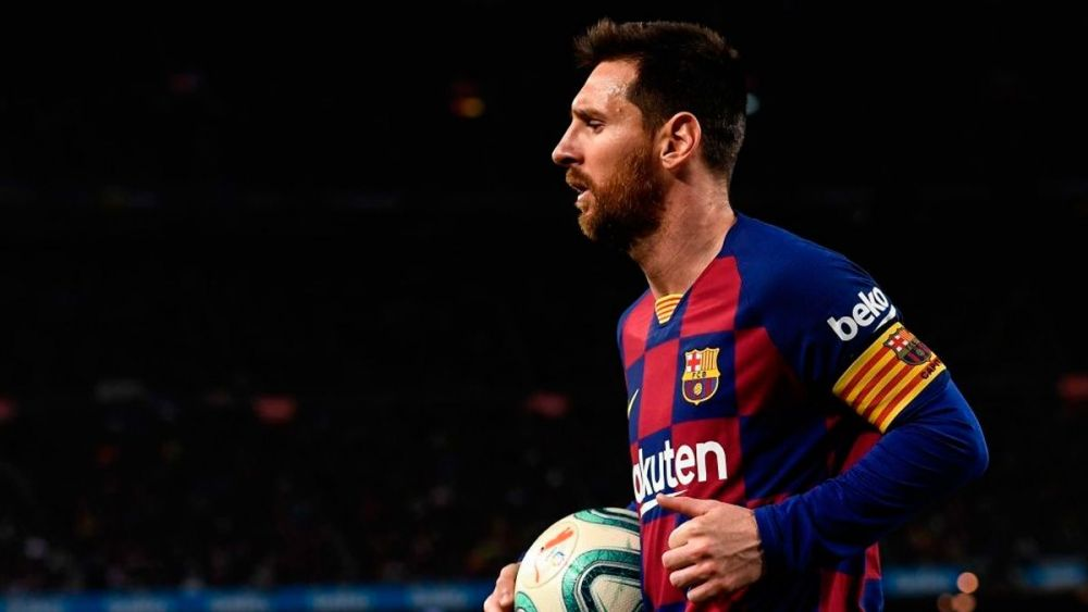 The Next Cristiano Ronaldo Tak Sabar Ingin Main dengan Lionel Messi