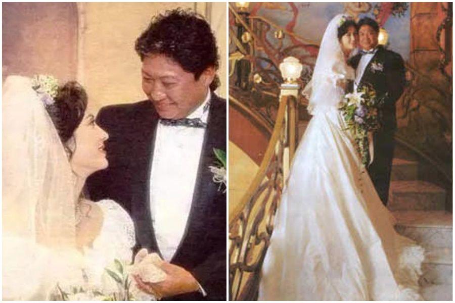 9 Kemesraan Sammo Hung dan Joyce Godenzi yang Terpaut Usia 13 Tahun