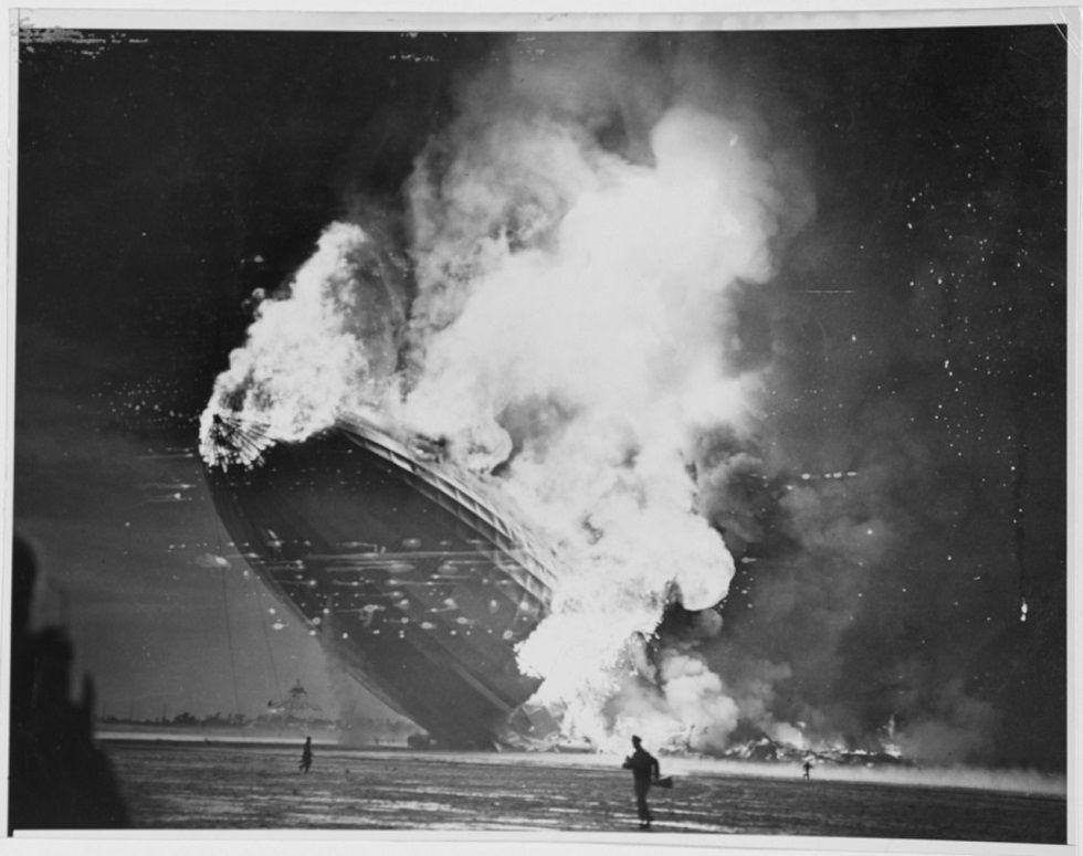 Mengerikan! 8 Fakta di Balik Kecelakaan Maut Hindenburg