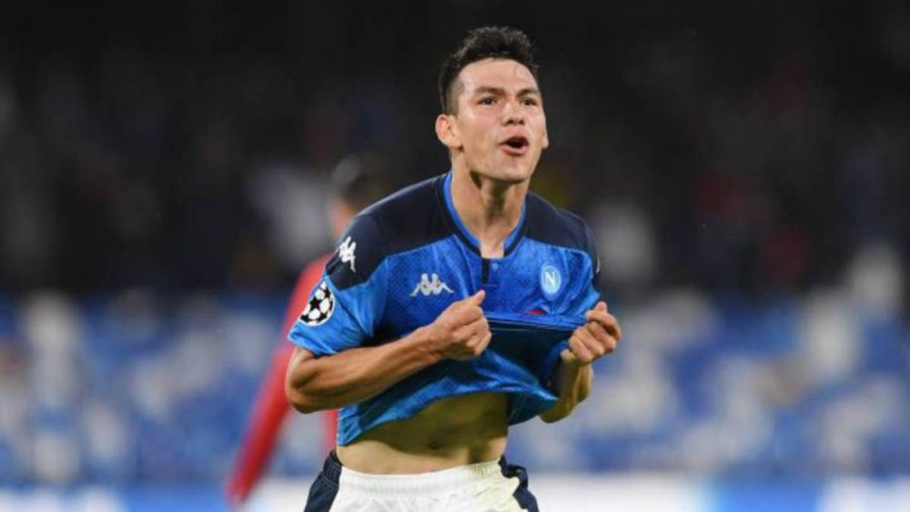 Meredup di Napoli, Hirving Lozano Dibidik Manchester United