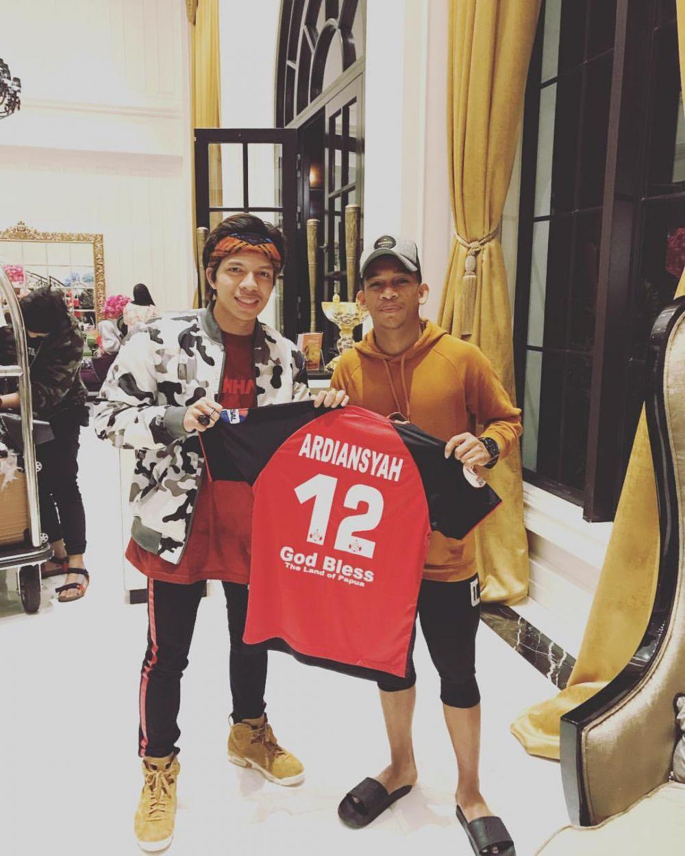 10 Potret Ardiansyah Runtuboy, Bintang Timnas Futsal Indonesia