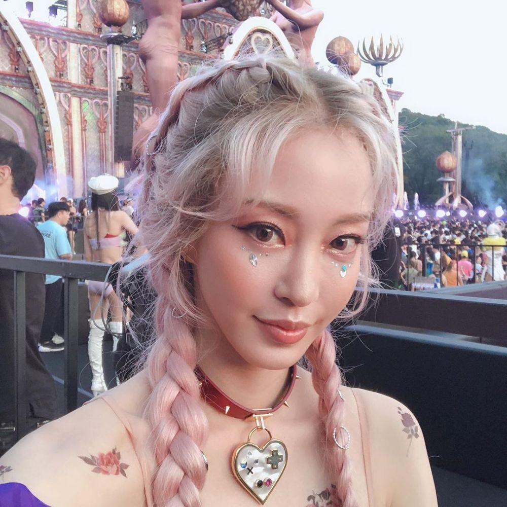 10 Pesona Han Ye Seul dengan Berbagai Gaya Rambut, Selalu Memesona!