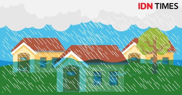 8 Cara agar Rumah Tidak Ikut Kebanjiran saat Air Meluap