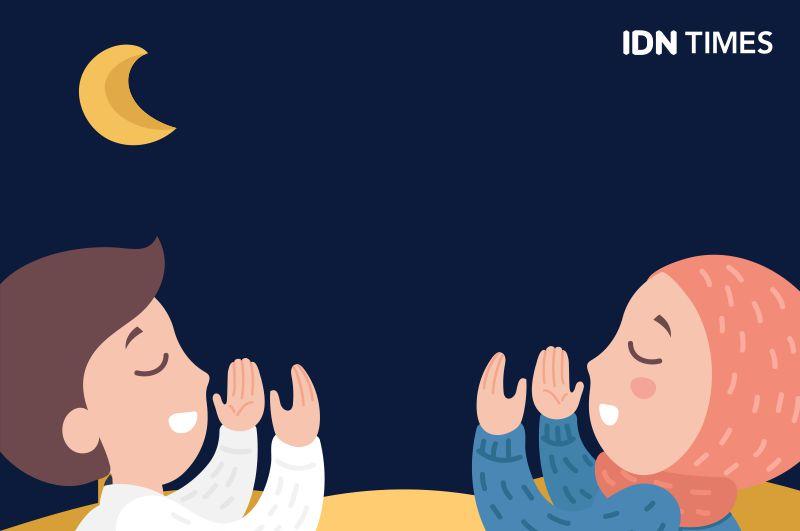 Jadwal Imsak dan Doa Puasa di Hari Pertama Ramadan 1442 H